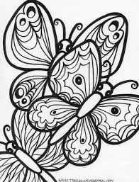 Small Picture Butterfly Mandala Adult Coloring Pages 3123 Adult Coloring Pages