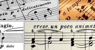 This is a list of musical terms that are likely to be encountered in printed scores, music reviews, and program notes.most of the terms are italian (see also italian musical terms used in english), in accordance with the italian origins of many european musical conventions.sometimes, the special musical meanings of these phrases differ from the original or current italian meanings. Can You Translate These Basic Italian Musical Terms Classic Fm