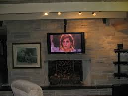 are you interested in mounting tv above fireplace. Lovely Tv Mount For Fireplace On Home Decor How To A Over Design Great Are You Interested In Mounting Above