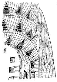 architectural building sketches. Decorative Architectural Building Sketches