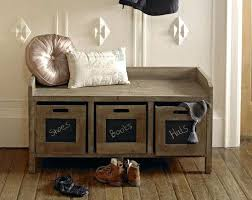Bench Bench With Storage Drawers Storage Bench Seat Padded Bench With Padded Seat