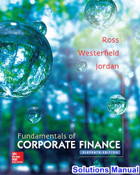 Air Pollution Control A Design Approach 4th Edition Solutions Fundamentals Of Corporate Finance 11th Edition Ross