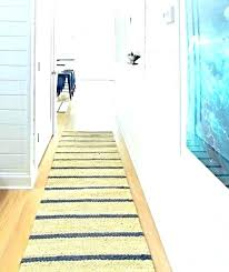 beach style rugs nautical rug runners coastal runner that make an entry the look awesome