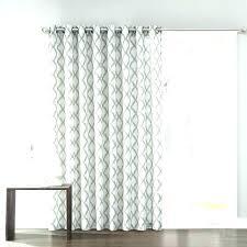 sliding glass door coverings patio door covering options sliding glass door curtains target
