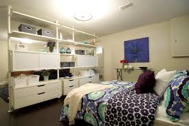 Decor  Apartments Small Apartment Decorating Idea With Vinyl - Small apartment bedroom