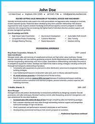 Resume Cover Letter For Car Salesman