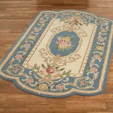 portia rose rectangle rug