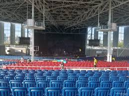Molson Amphitheatre Toronto Seating Chart Budweiser Stage Section 406 Rateyourseats Com