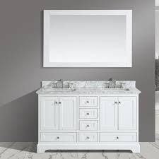60 Bathroom Cabinet Urban Furnishings Jocelyn 60 Bathroom Sink Vanity Set With Mirror