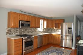 How To Reface Kitchen Cabinets Kitchen Snappy Kitchens Facelift 3 Credit Ruda Photography Cool