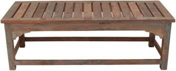 reclaimed wood coffee table cfs
