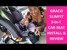 graco slimfit 3 in 1 convertible car