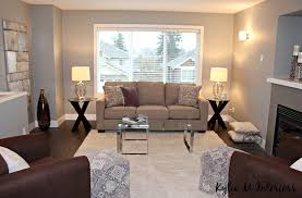 home staging ideas for living room with brown purple and grayhome staging ideas for living