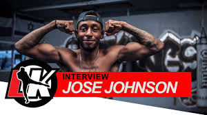 Jose Johnson: 'I Know I'm Going To Win In A Style That Gets Me Into The  UFC' - YouTube