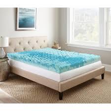 mattress topper queen. queen gellux gel memory foam mattress topper n