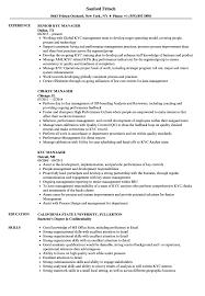 Kyc Analyst Sample Resume Kyc Manager Resume Samples Velvet Jobs 4