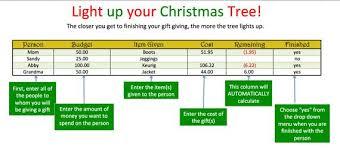 Holiday Budget Spreadsheet Christmas And Holiday Budget Spreadsheet