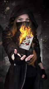 Girl iphone wallpaper, Joker hd ...