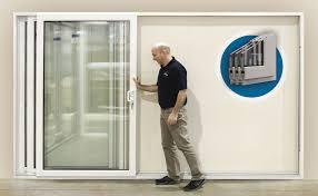 noteworthy aluminum sliding patio doors triple doors
