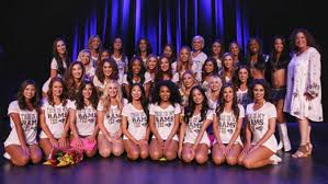 Rams 2017 Depth Chart 2017 18 Los Angeles Rams Cheerleaders Announced