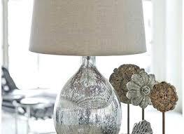 mercury glass lamps diy lamp shade black pendant light canada