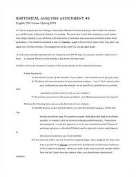 an example of a rhetorical analysis essay what are some good titles for abortion essay examples of rhetorical analysis essay