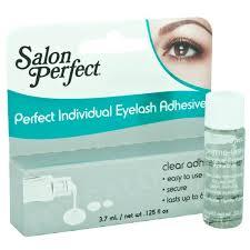 <b>Прозрачный клей</b> для наращивания <b>ресниц</b> Salon Perfect: купить ...