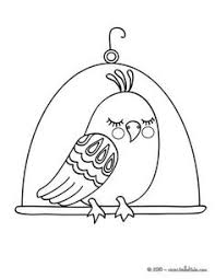Small Picture Nightingale coloring page Nice bird coloring sheet More original