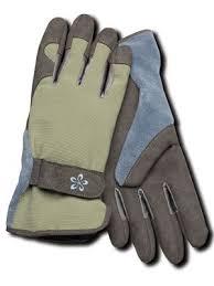 Magid Glove Large Womens Terra Spandex Driver W Velcro Strap