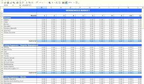 small business spreadsheet template template income and expenditure spreadsheet template