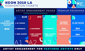 Kcon Seating Chart 2018 Does Anywhere Know Any Details About Kcon 2019 Where When
