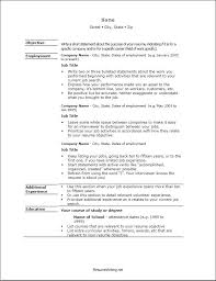 Different Types Of Resume Format Free Download Type A Resume Format Formats Of Pdf Free Download Mmventures Co