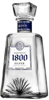 spirits 1800 tequila silver
