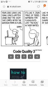 Xkcd Just Loaded Up Like This For Me Has A New Mobile Site Just