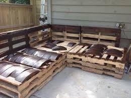 pallet made furniture. diy pallet patio furniture made
