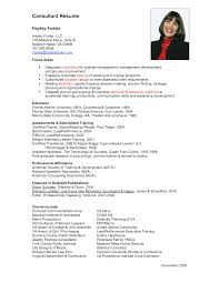 Human Resources Officer Consultant Resume Sample Peppapp