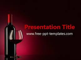 Wine Powerpoint Template Wine Powerpoint Template Red Wine Powerpoint Powerpoint Template