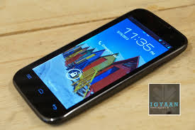 Micromax Canvas Music A88 Unboxing and ...