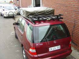 mercedes ml roof racks mercedes