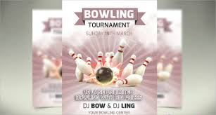 bow street flyers 10 bowling party flyer designs design trends premium psd