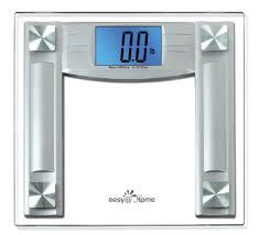 Home Bathroom Scales High Precision Digital Bathroom Scale Easyhome Healthcare