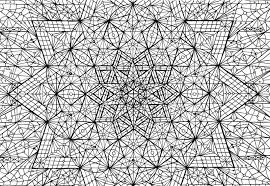 Small Picture Coloring Mandalas Geometric Coloring Coloring Pages