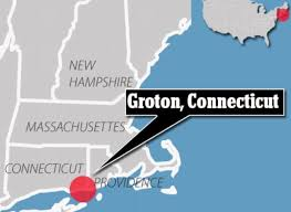 Image result for Groton, Connecticut map