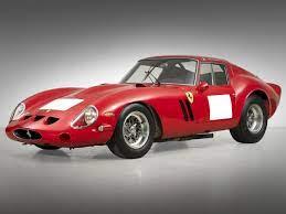 Ferrari 250 Gto Berlinetta Von 1962 Nostalgie Sportwagen Versteigert