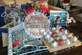 Christmas Clean-Up Hacks: 7 Tips For Storage (Ornaments, Lights, Ribbon,  Wrapping Paper) - YouTube