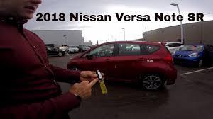 2018 nissan versa note sr. exellent nissan 2018 nissan versa note sr sport package walk around and review throughout nissan versa note sr