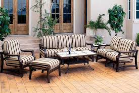 impressive conversation patio furniture sets beige mesh stackable patio chairs family patio decorations