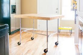 diy portable kitchen island. Movable Kitchen Island Diy Portable L