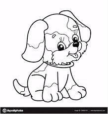 Kleurplaat Hondje Kinderen Puppies Kleurplaten Paw Patrol For