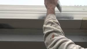 Repair Peeling Paint On Fascia  GREAT Tips  YouTubeSoffit Fascia Paint